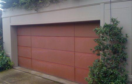 Product range personality garage doors for Cedar clad garage doors