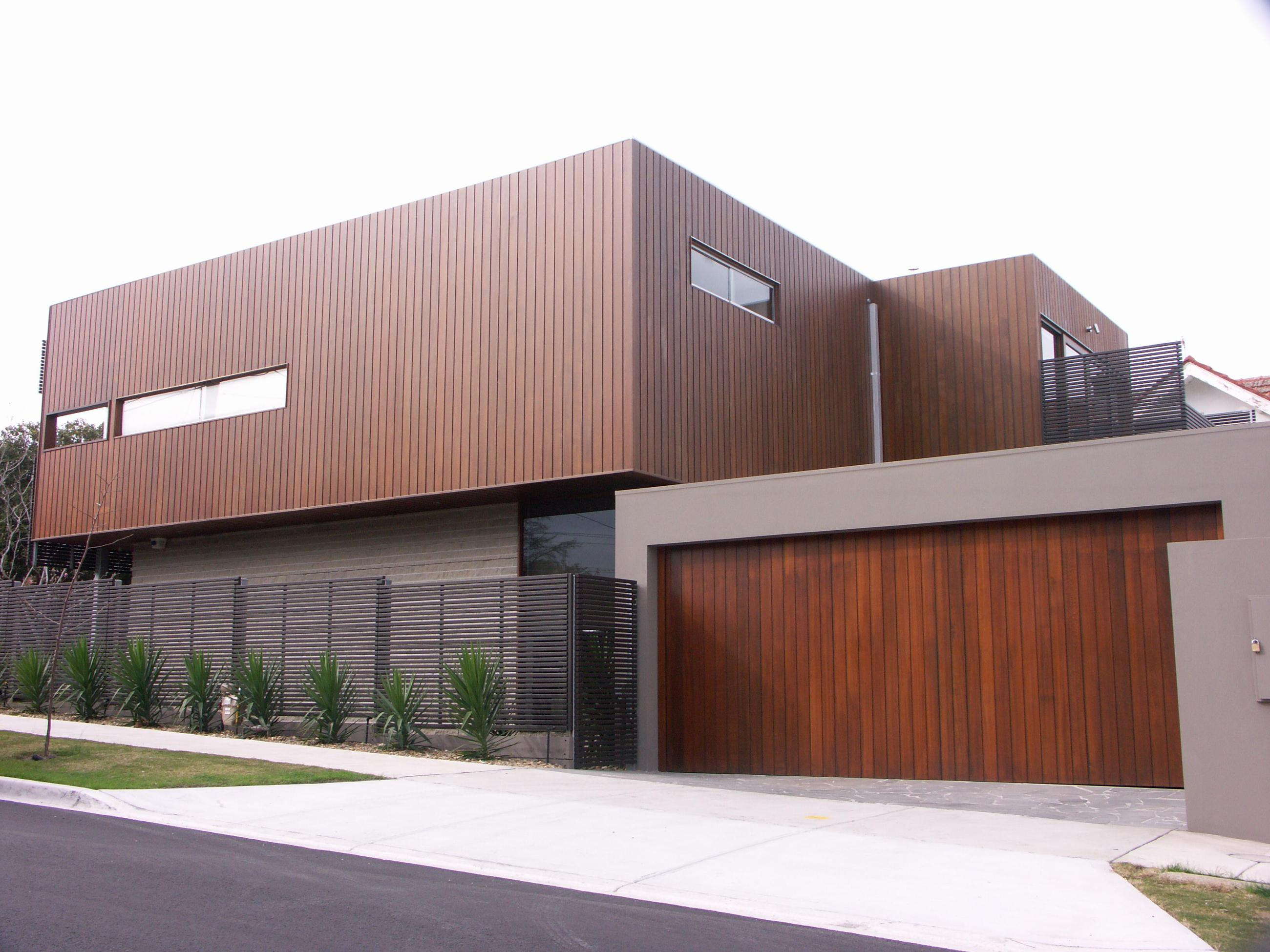 Western red cedar personality garage doors for Western garage
