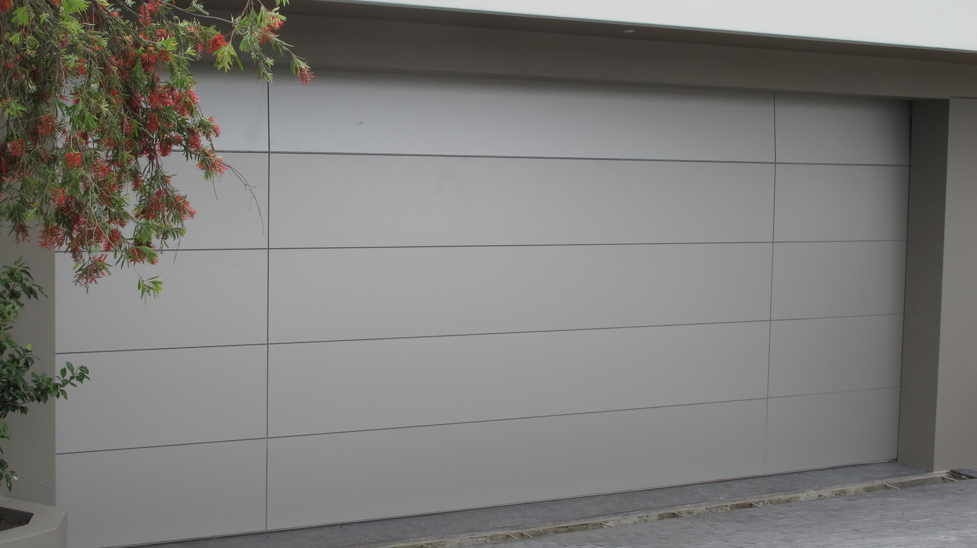 Alucobond A Personality Garage Doors